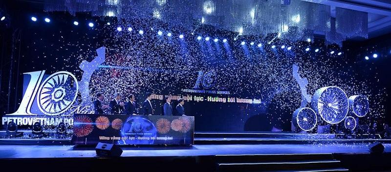 Công ty tổ chức lễ kỷ niệm thành lập công ty uy tín