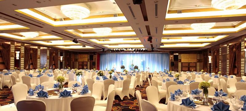 địa điểm tổ chức lễ kỷ niệm thành lập công ty sang trọng luxevent