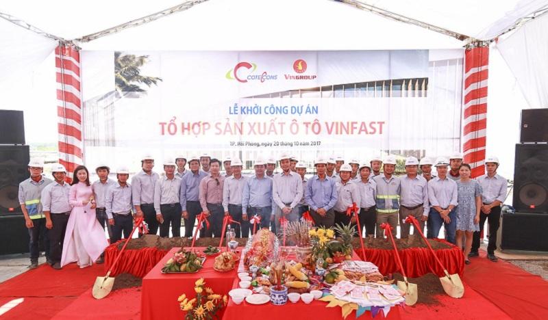 Tổ chức lễ khởi công động thổ uy tín tại Hà Nội