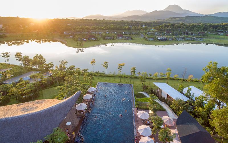 Resort tổ chức sự kiện MICE Flamingo Đại Lải