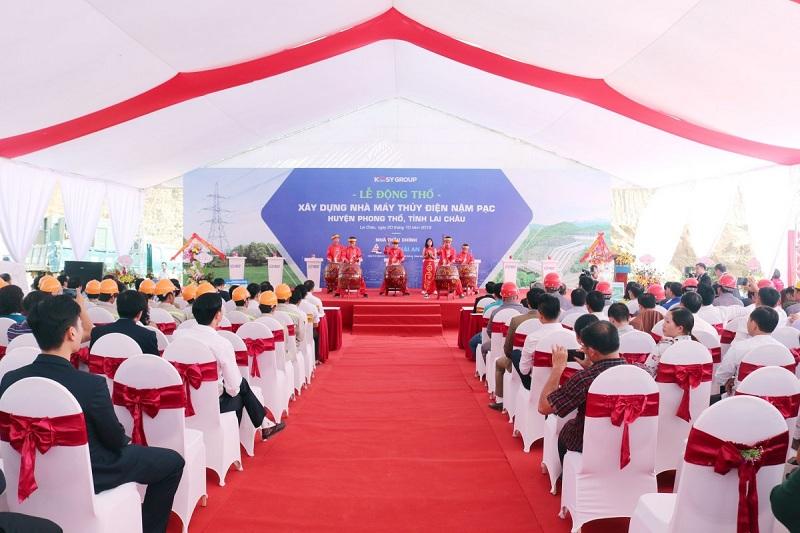 tổ chức sự kiện khởi công động thổ xây dựng nhà máy chuyên nghiệp luxevent