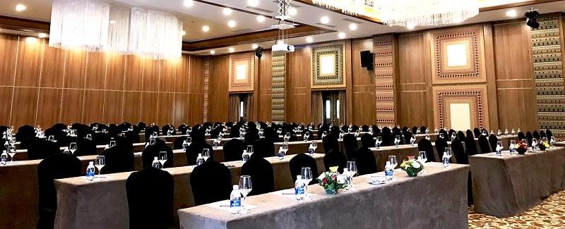 phòng hội thảo resort tổ chức sự kiện Serena Resort