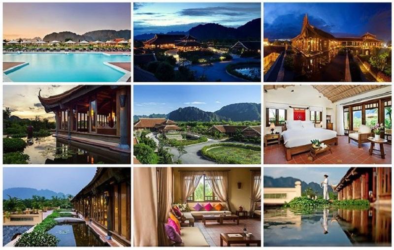 Resort tổ chức du lịch MICE Emeralda Ninh Bình