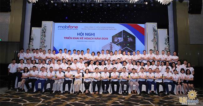 Hội nghị triển khai kế hoạch năm 2019 - Tổng công ty viễn thông MobiFone 3