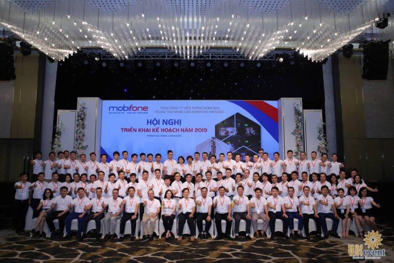 Hội nghị triển khai kế hoạch năm 2019 - Tổng công ty viễn thông MobiFone 5
