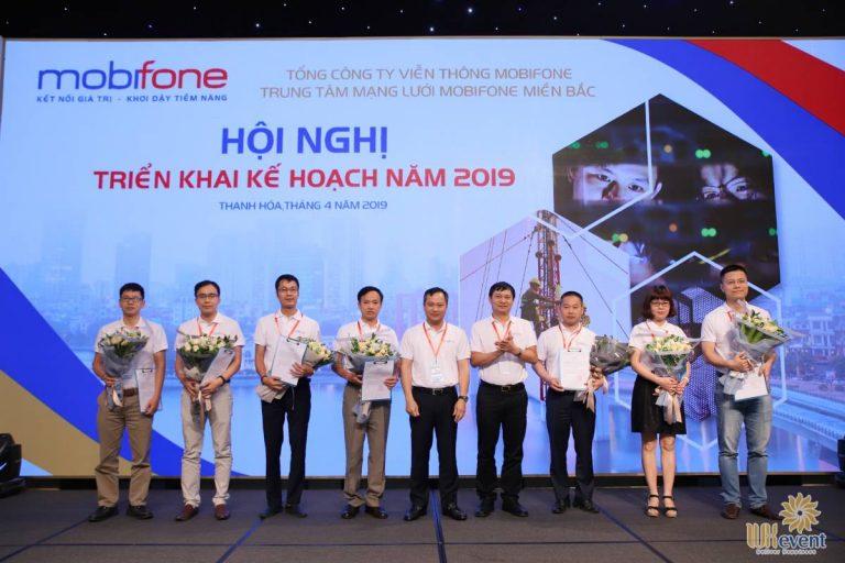 Hội nghị triển khai kế hoạch năm 2019 - Tổng công ty viễn thông MobiFone 7
