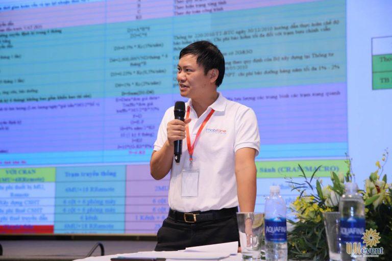 Hội nghị triển khai kế hoạch năm 2019 - Tổng công ty viễn thông MobiFone 8