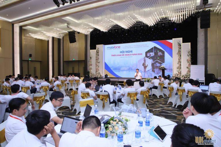 Hội nghị triển khai kế hoạch năm 2019 - Tổng công ty viễn thông MobiFone 9
