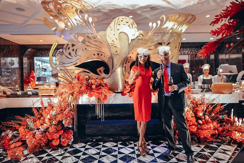 tổ chức gala dinner chuyên nghiệp ấn tượng luxevent