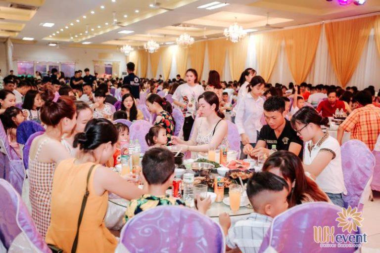 Gala Creative Sews-Components Việt Nam - 600 người