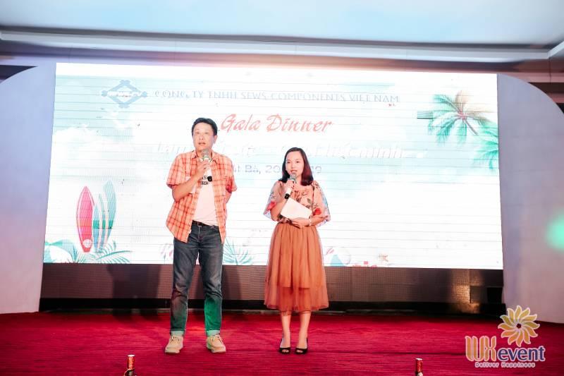 Tổ chức du lịch hè Sews-Components Việt Nam 13