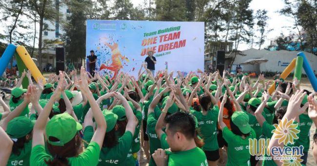 Tổ chức du lịch team building chuyên nghiệp tại Hà Nội