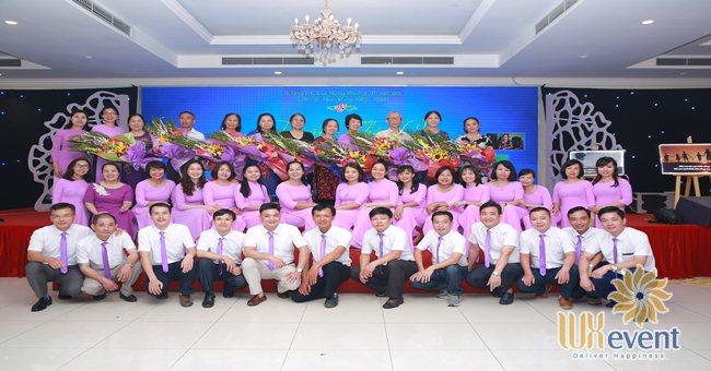 chương trình họp lớp kỷ niệm 30 năm ra trường Luxevent