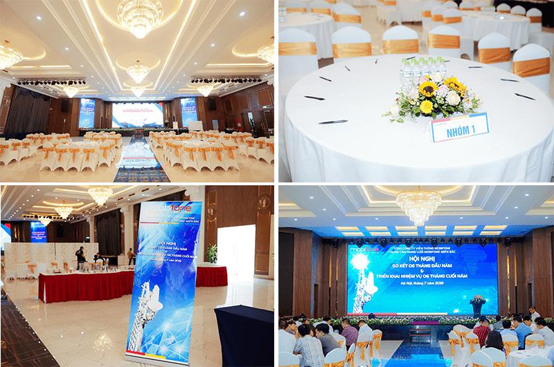 Công ty tổ chức hội nghị hội thảo chuyên nghiệp hấp dẫn tại Hà Nội