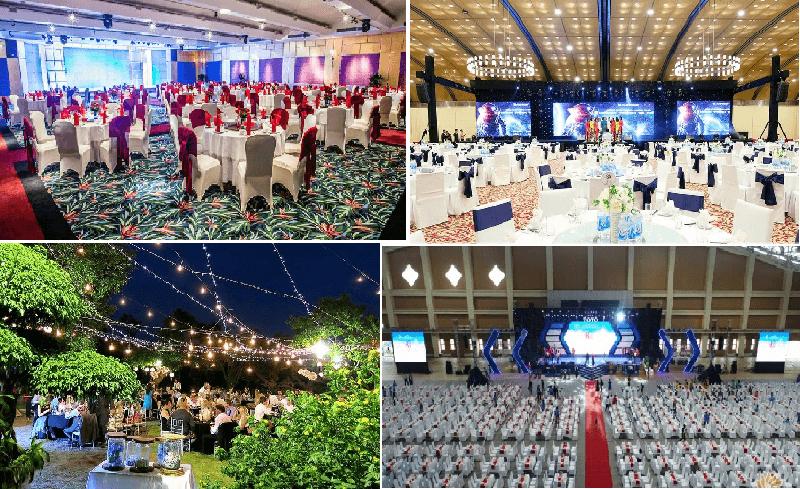 dịch vụ tổ chức sự kiện tại Hà Nội Luxevent - địa điểm sang trọng