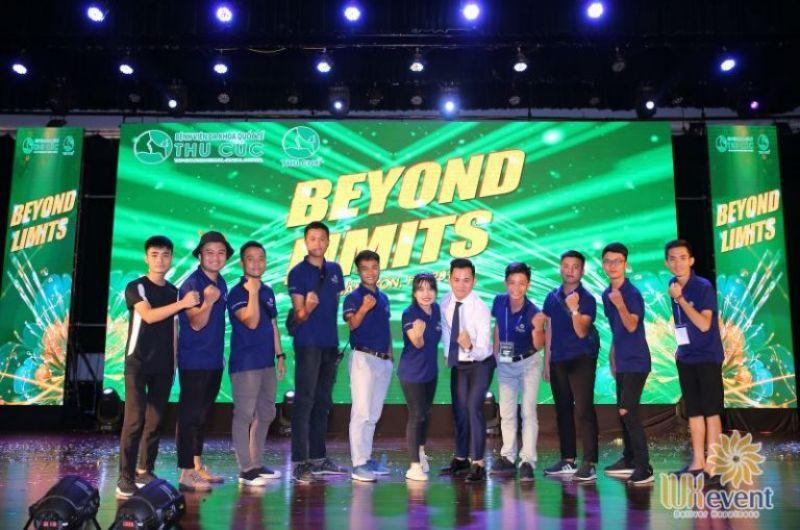 dịch vụ tổ chức sự kiện uy tín tại Hà Nội Luxevent - Nhân sự chuyên nghiệp