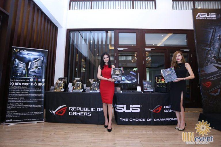 hội thảo ra mắt nhà phân phối Hải Anh Computers 006