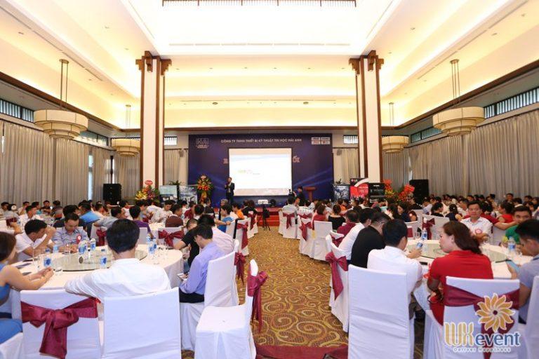 hội thảo ra mắt nhà phân phối Hải Anh Computers 0013