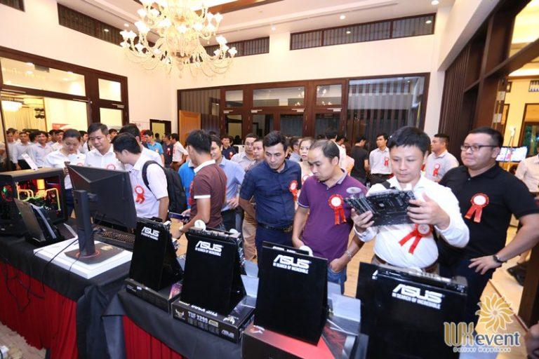 hội thảo ra mắt nhà phân phối Hải Anh Computers 0015