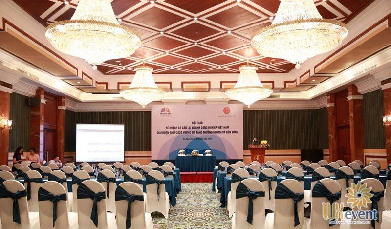 khách sạn 4 sao tổ chức sự kiện Hà Nội Army Hotel
