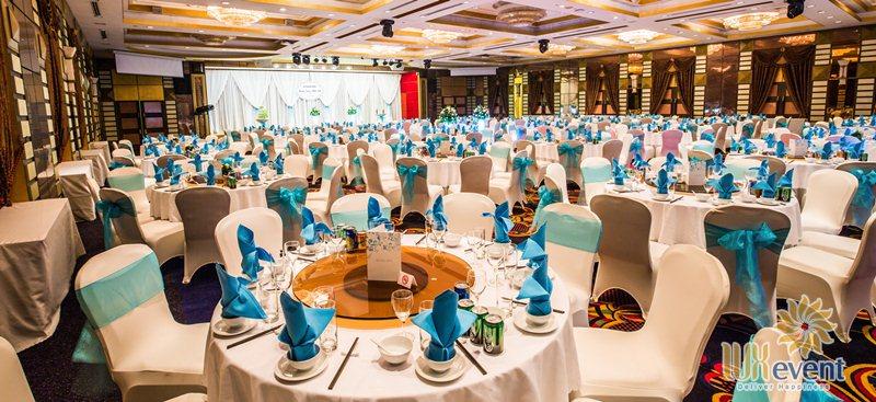 Khách sạn tổ chức sự kiện 4 sao tại Hà Nội Fortuna