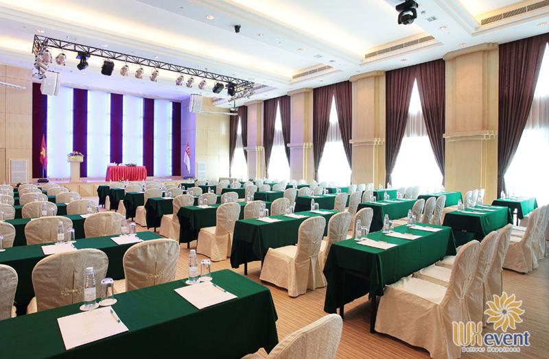 Thuê khách sạn tổ chức sự kiện Hà Nội Club