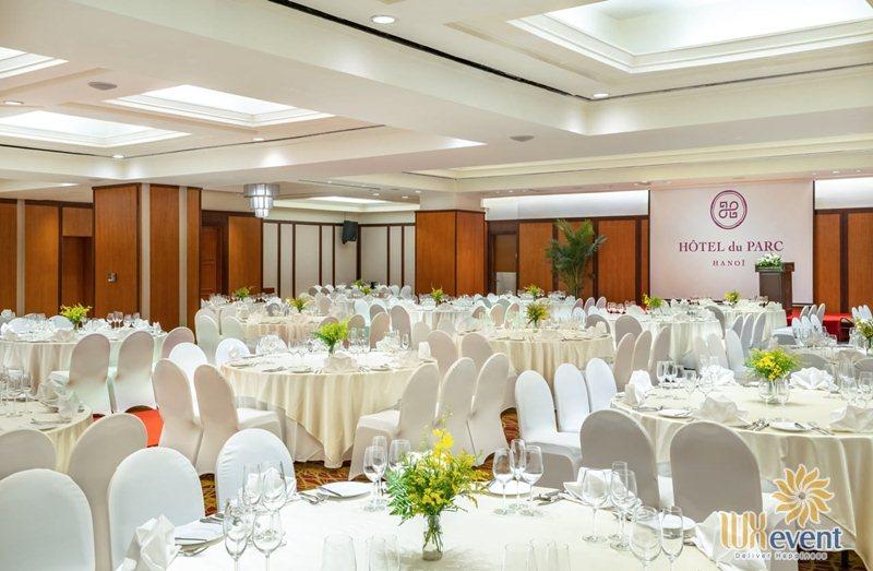 các khách sạn tổ chức sự kiện 5 sao sang trọng tại Hà Nội tại Hà Nội