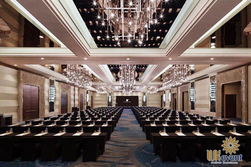 Khách sạn tổ chức sự kiện JW Marriott Hanoi