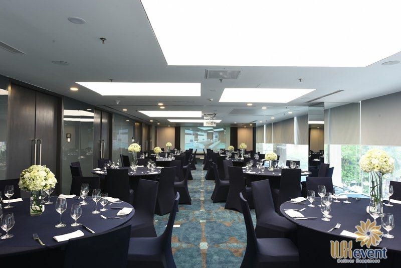 Tổ chức sự kiện tại khách sạn Novotel Suites Hà Nội