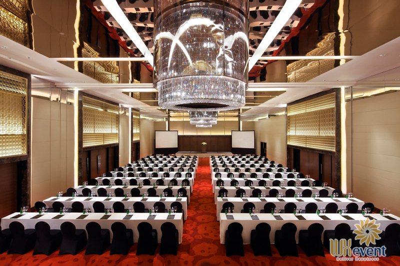 Khách sạn tổ chức sự kiện Pan Pacific Hanoi