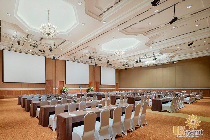 Khách sạn tổ chức sự kiện 5 sao Sheraton Hanoi