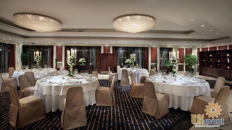 Khách sạn tổ chức sự kiện sang trọng tại Hà Nội Sofitel Legend Metropole