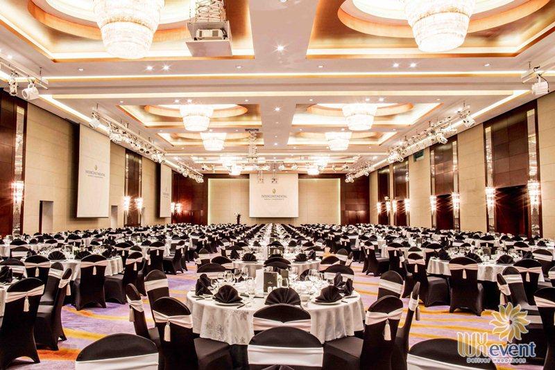 khách sạn tổ chức sự kiện InterContinental Hanoi Landmark 72