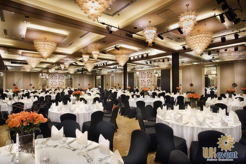 Các khách sạn tổ chức sự kiện 5 sao tại Hà Nội
