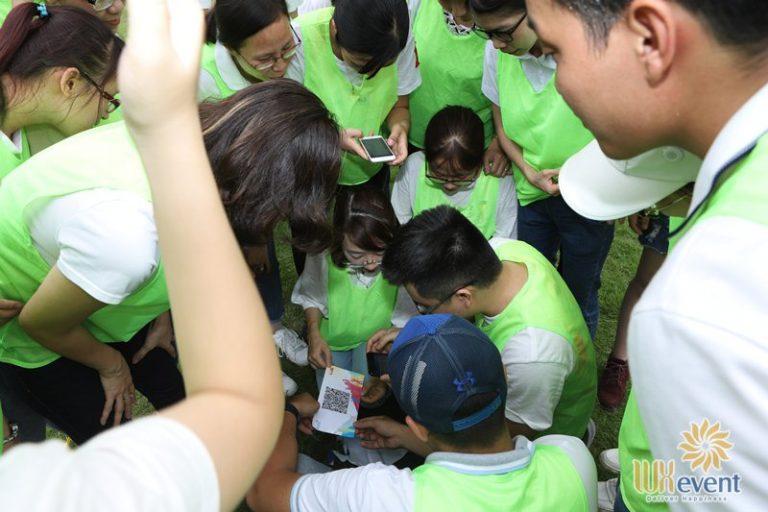 Luxevent tổ chức team building Công ty cổ phần VinFa 0011