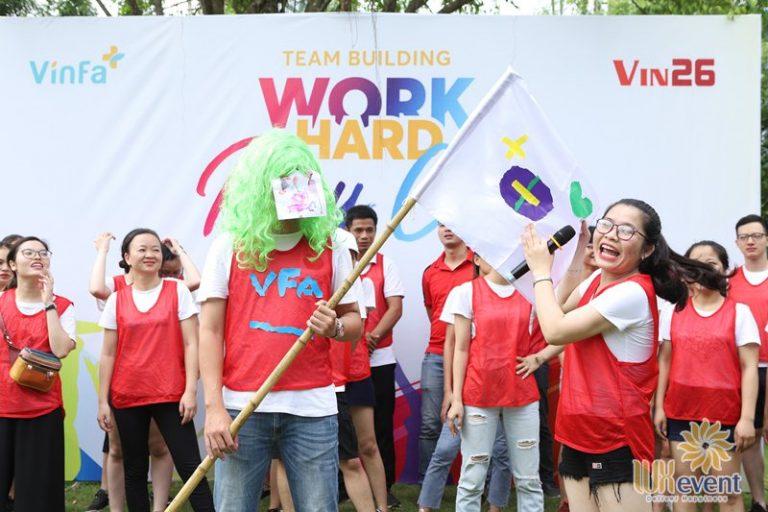 Luxevent tổ chức team building Công ty cổ phần VinFa 0014