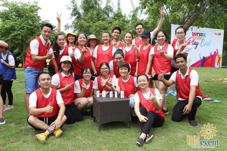 Luxevent tổ chức team building Công ty cổ phần VinFa 0019