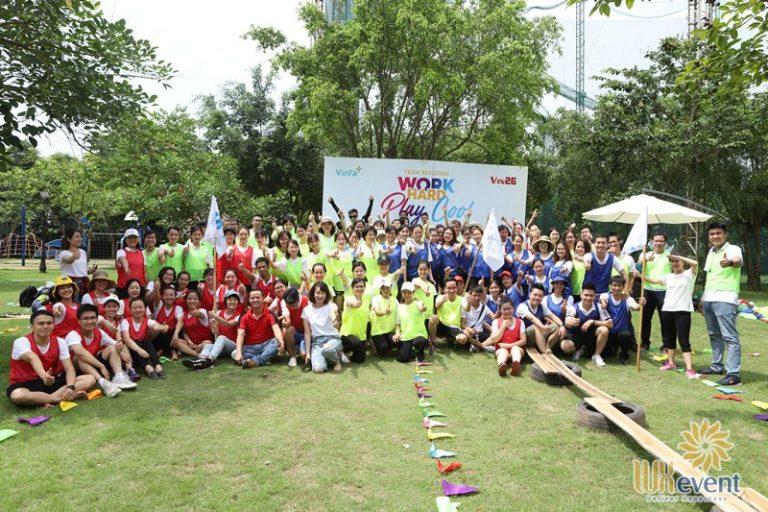 Luxevent tổ chức team building Công ty cổ phần VinFa 0021