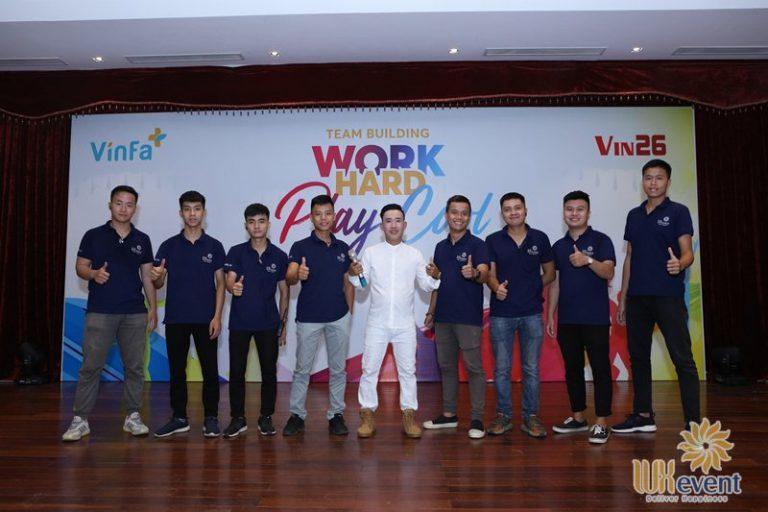 Luxevent tổ chức team building Công ty cổ phần VinFa 0023