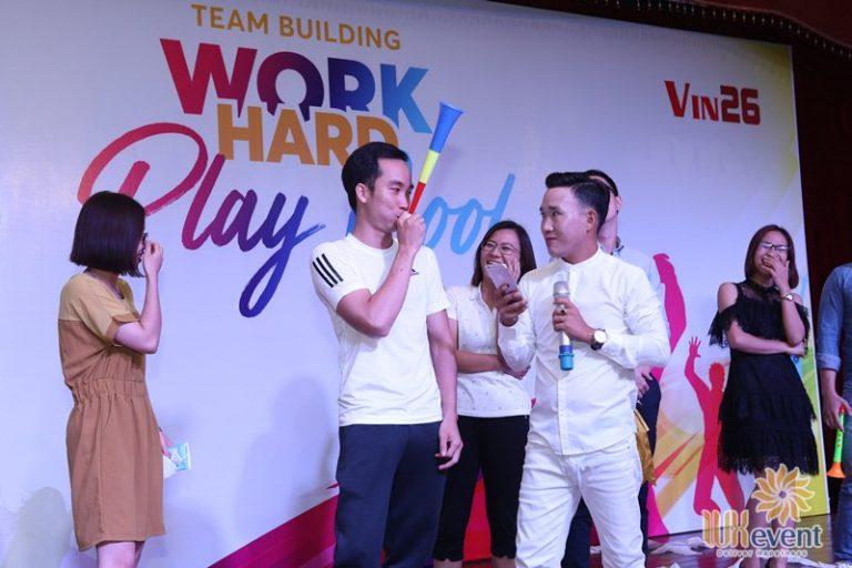 Luxevent tổ chức team building Công ty cổ phần VinFa 0028