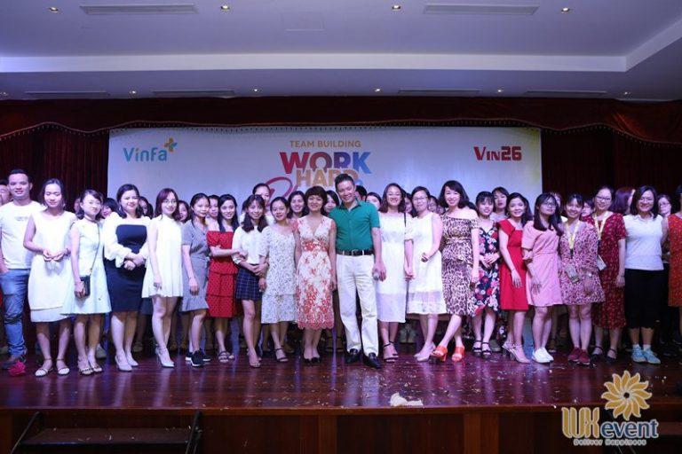 Luxevent tổ chức team building Công ty cổ phần VinFa 0033