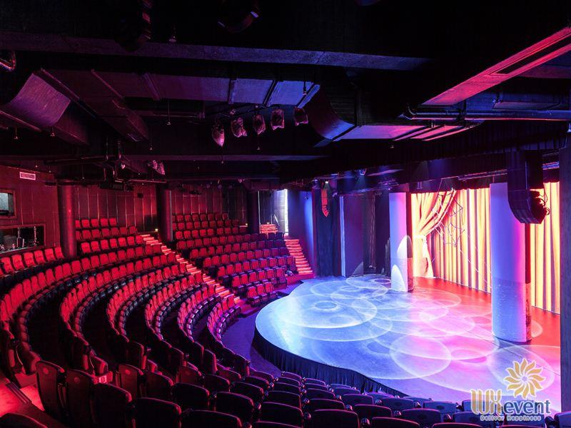 Nhà hát Trung tâm Tiệc cưới và Sự kiện Star Galaxy