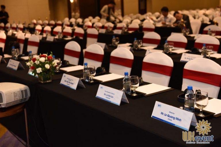 Tổ chức hội thảo nhân sự - Công ty Cổ phần VHRS 7
