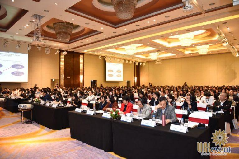 Tổ chức hội thảo nhân sự - Công ty Cổ phần VHRS 8