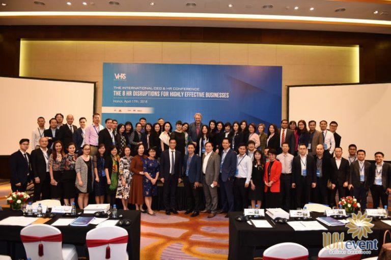 Tổ chức hội thảo nhân sự - Công ty Cổ phần VHRS 11
