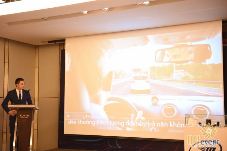 Tổ chức họp báo Công bố Hợp tác giữa Thien Minh Autosafety & Mobileye - Intel 9