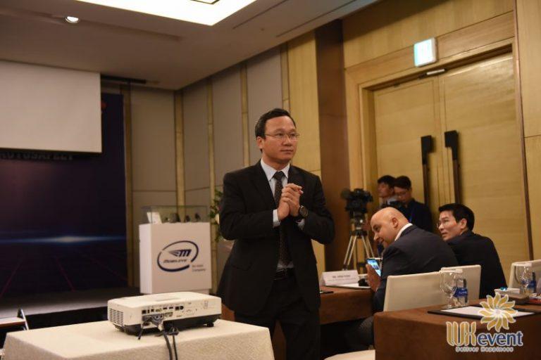Tổ chức họp báo Công bố Hợp tác giữa Thien Minh Autosafety & Mobileye - Intel 10