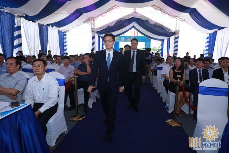 tổ chức lễ khai trương trung tâm giám định ADN 007