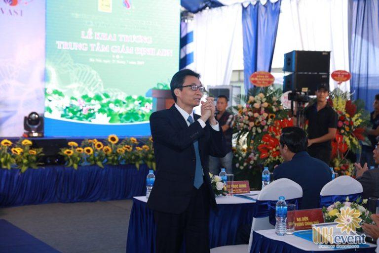 tổ chức lễ khai trương trung tâm giám định ADN 020