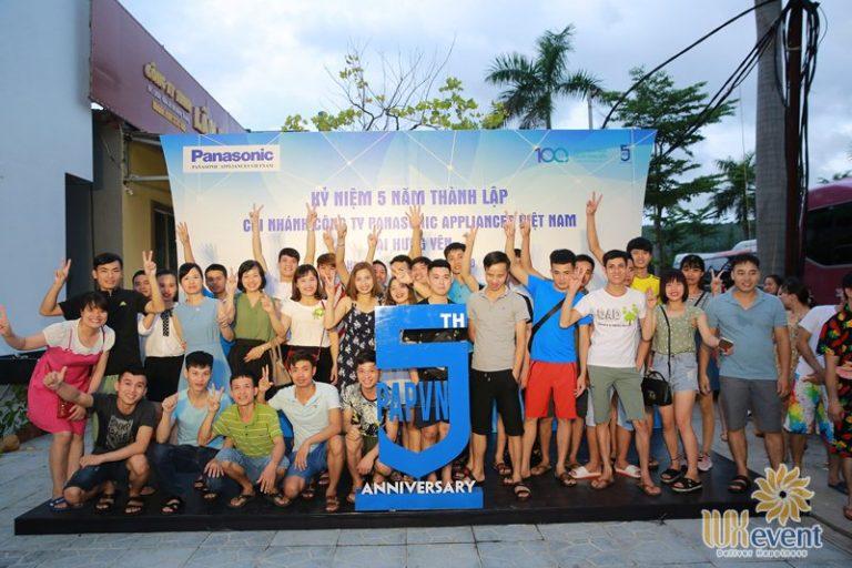 Lễ kỷ niệm 5 năm thành lập Panasonic Việt Nam 7